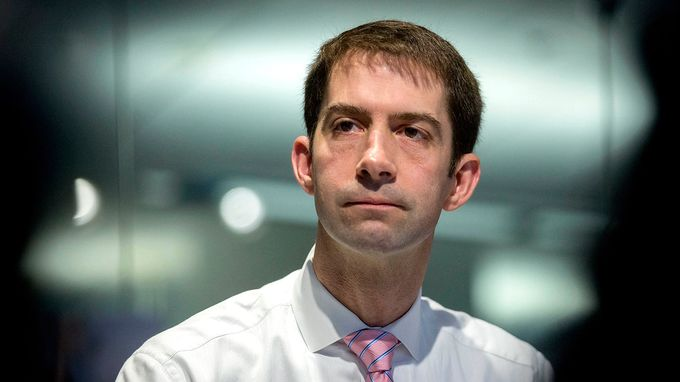Ohio daily fantasy sports Tom Cotton