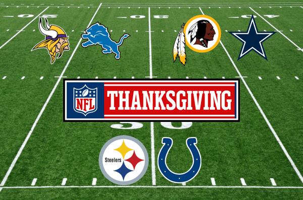 Thanksgiving weekend sports schedule