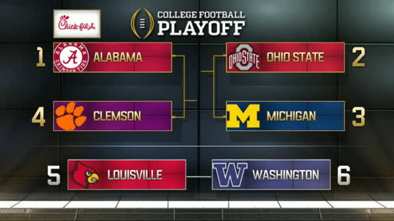 College Football Playoff betting Alabama
