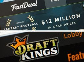 Though NFL viewership is down, gaming research firm Juniper expects daily fantasy sports wagers to more than double by 2021. (Image: Scott Olson/Getty Images)