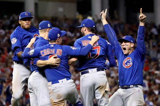 Chicago Cubs World Series sports betting