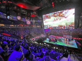 The International came with over $20.7 million in winnings, yet another telling sign of the rapid growth of eSports. (Image: Greg Gilbert/The Seattle Times)