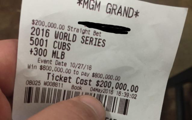 Nevada sportsbooks baseball bets