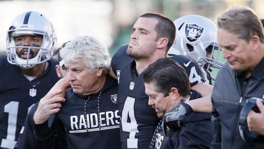 Oakland Raiders odds Las Vegas