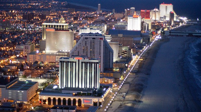 New Jersey Online Gambling Surge May Revive Struggling Atlantic City