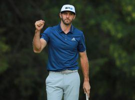 Dustin Johnson is the favorite to win the US Open, which begins Thursday, but a recent missed cut and the birth of his second child are factors that may work against him. (Image: Stan Badz)
