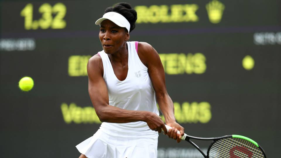 Williams Winning at Wimbledon Despite Off Court Turmoil