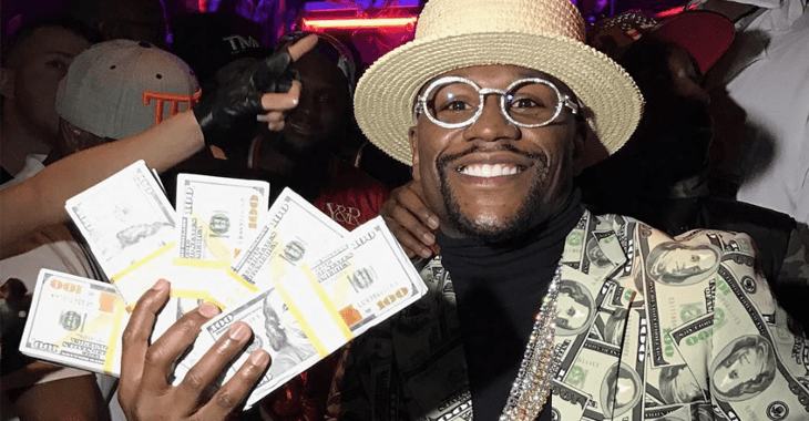 Mayweather Suggests $300 Million Payday for McGregor Fight