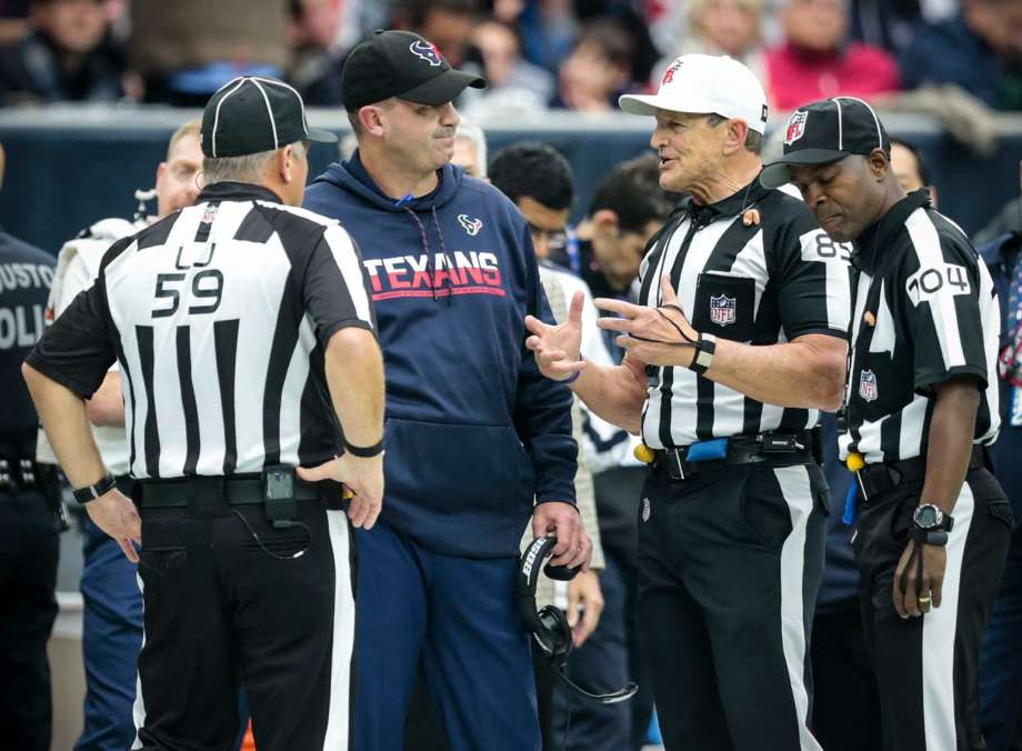 NFL Hopes Full-Time Officials Improve Game, Bettors Could Benefit