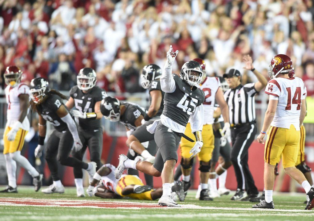 Washington State, TCU Quietly Moving Up in College Football Poll