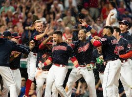 The Cleveland Indians are peaking at the right time and are the favorites to not only win the American League Championship, but the World Series as well. (Image: Getty Images)
