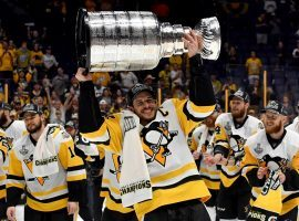 Sidney Crosby and the Pittsburgh Penguins are hoping they will win the Stanley Cup for a third consecutive year. (Image: Post Gazette)