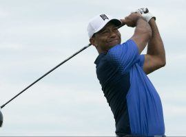 Tiger Woods insists his surgically repaired back will allow him to once again be competitive on a golf course, though oddsmakers have a different opinion. (Image: USA Today Sports)