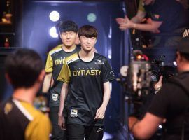 The Seoul Dynasty will look to stay undefeated in Overwatch League on Friday as they take on the New York Excelsior. (Image: Blizzard)