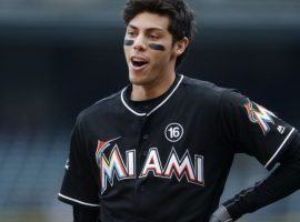 Christian Yelich was the latest Miami Marlin player to be dealt to another club in an effort to save payroll. (Image: AP)