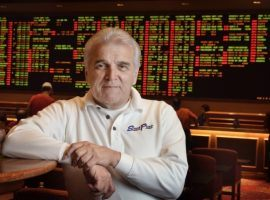 South Point oddsmaker Jimmy Vaccaro said he saw the mystery man who won $14 million on the 2017 World Series make a six-figure bet on the Philadelphia Eagles for this Sunday's Super Bowl. (Image: Las Vegas Review Journal)