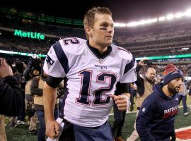New England quarterback Tom Brady has won four Super Bowl MVPs and is the 4-5 favorite to win his fifth one this Sunday. (Image: Getty)