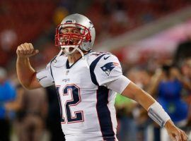 Tom Brady reportedly has a hand injury but will still play in the AFC Championship Sunday against the Jacksonville Jaguars. (Image: USA Today Sports)