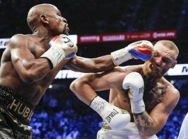 Floyd Mayweather posted a video that hinted at a future in MMA, though he has dismissed the possibility in the past. (Image: Esther Lin/Showtime)
