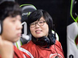 Should the transaction go through as expected, Geguri will become the first female player on an Overwatch League roster. (Image: geeksofcolor.co)