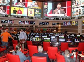 Nevada sports books had their best year ever in 2017, setting records for both handle and the amount they won from bettors. (Image: Covers Media Group)