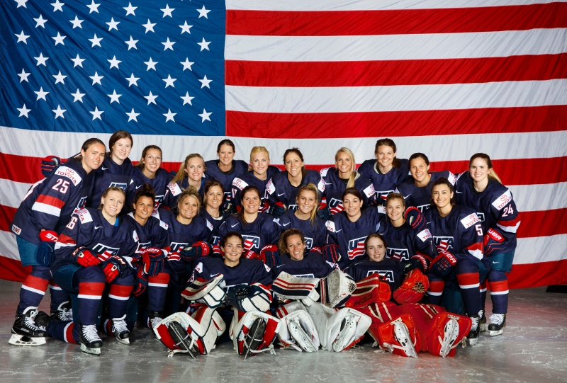a look a hockey and the olympic games Us women's hockey clinched olympic gold against rival canada after a  single free skating on day three of the pyeongchang 2018 winter olympic games.