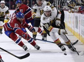 With the team's 6-3 defeat of the Montreal Canadians on Saturday, the Vegas Golden Knights claimed the most points in the NHL and are now favored to win the Stanley Cup. (Image: USA Today Sports)