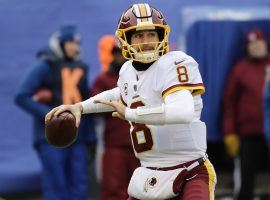 With Kirk Cousins being replaced by Alex Smith he will mostly likely be shown the door in Washington and there are several teams that would love to have the three-year starter. (Image: AP)