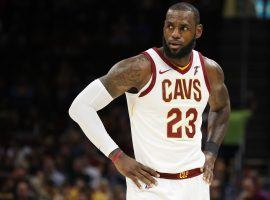 LeBron James can breathe a sigh of relief as the Cleveland Cavaliers seem to have gotten the personell necessary to regain their balance. (Image: Gregory Shamus/Getty)