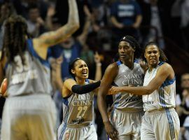 The Minnesota Lynx won the WNBA Championship last year and are favorites to repeat. (Image: Getty)