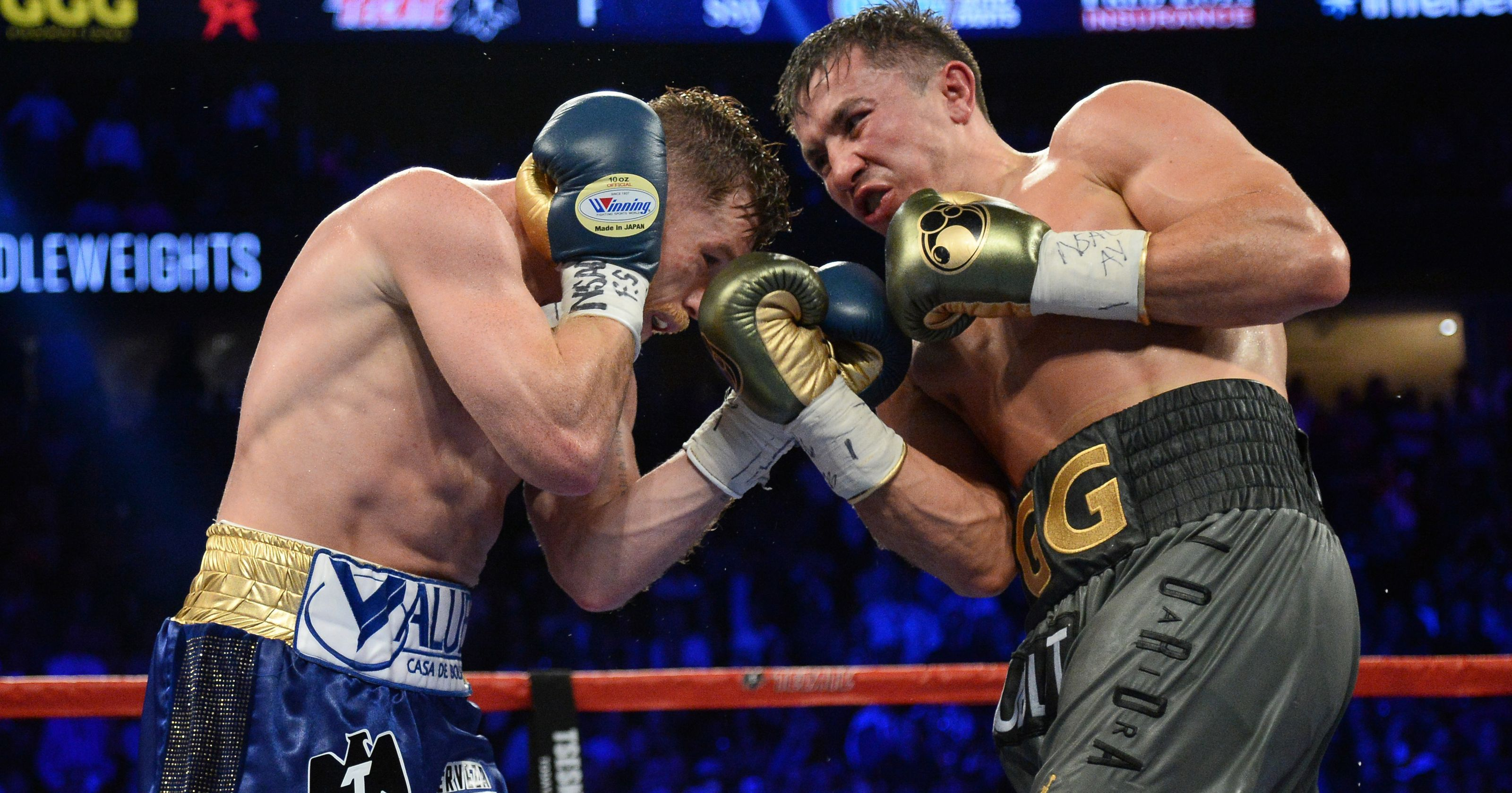 GGG Calls Canelo Alvarez a Cheater, But Says Fight Is Still On