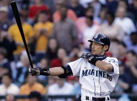 Ichiro Suzuki is close to signing with the Seattle Mariners, a move that would allow him to return to the team where he spent the first 11 years of his career. (Image: AP/Elaine Thompson)