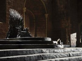 A rush of bets on an unexpected character caused Betway to suspend betting on who would end Game of Thrones as the ruler of Westeros. (Image: HBO/WallDevil)
