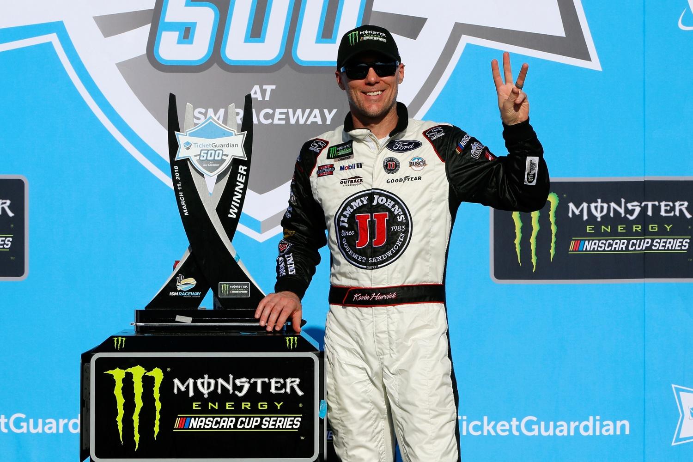 Kevin Harvick NASCAR Phoenix
