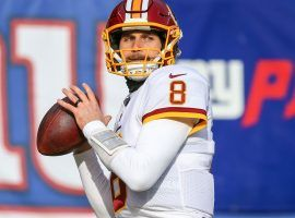 Kirk Cousins is prepared to sign a three-year deal with the Minnesota Vikings that will make him the highest paid quarterback in the NFL. (Image: Vincent Carchietta/USA TODAY Sports)