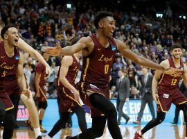 Loyola-Chicago has been the biggest story of the NCAA Tournament so far, but Michigan will hope to end their run in the Final Four. (Image: AP/David Goldman)