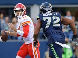 Defensive end Michael Bennett is being traded to the Philadelphia Eagles after spending five years with the Seattle Seahawks. (Image: AP/Elaine Thompson)