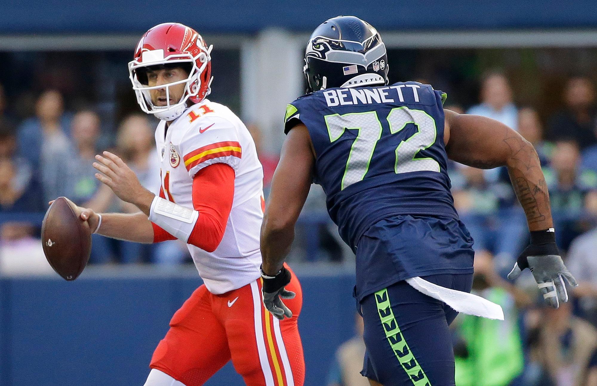 Michael Bennett Eagles trade