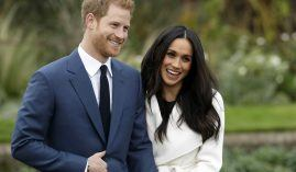 Betting has been suspended on the designer of Meghan Markle's wedding dress after a flurry of betting and information on one likely pick. (Image: AP)