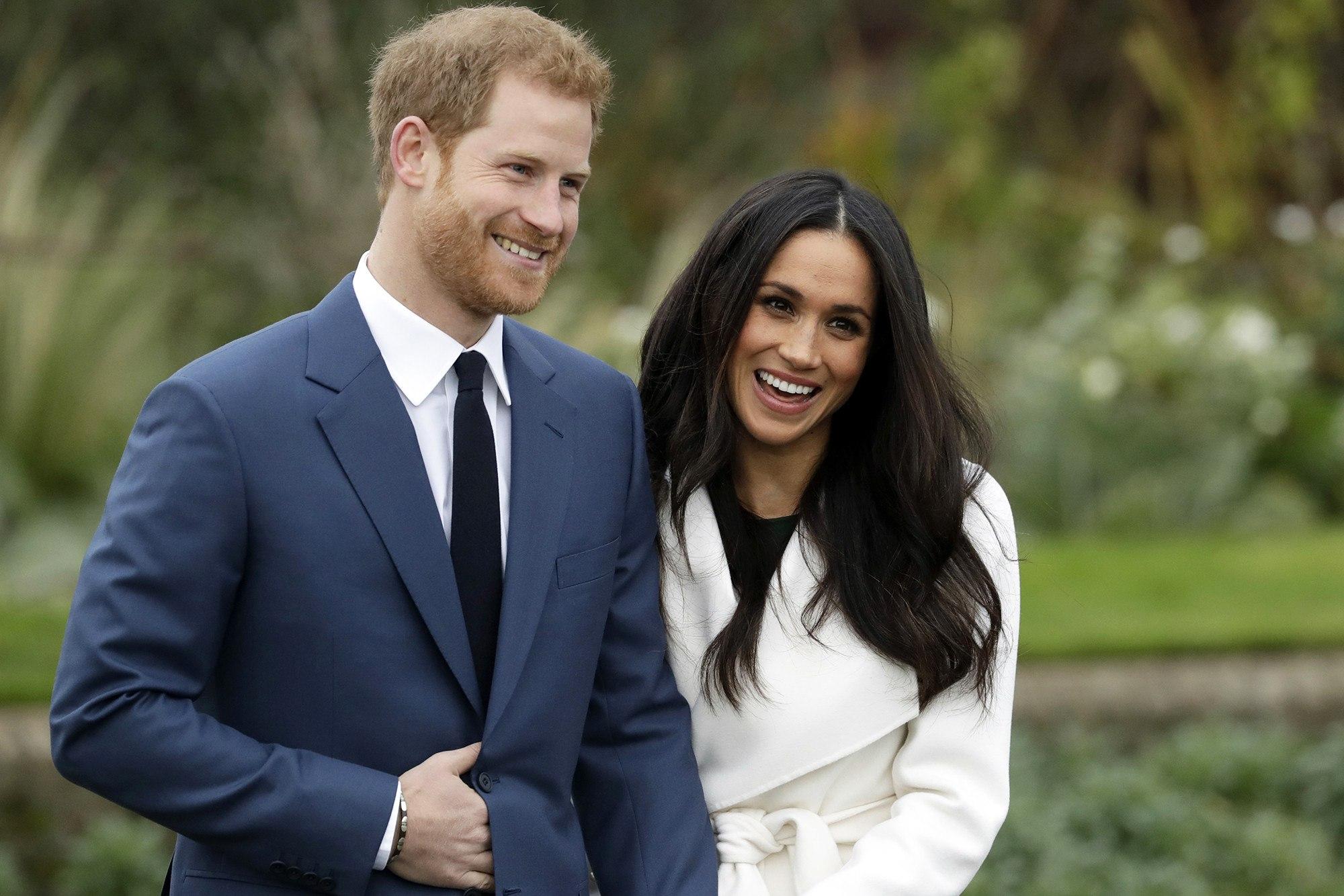 Ladbrokes Stops Taking Bets on Meghan Markle Wedding Dress Designer