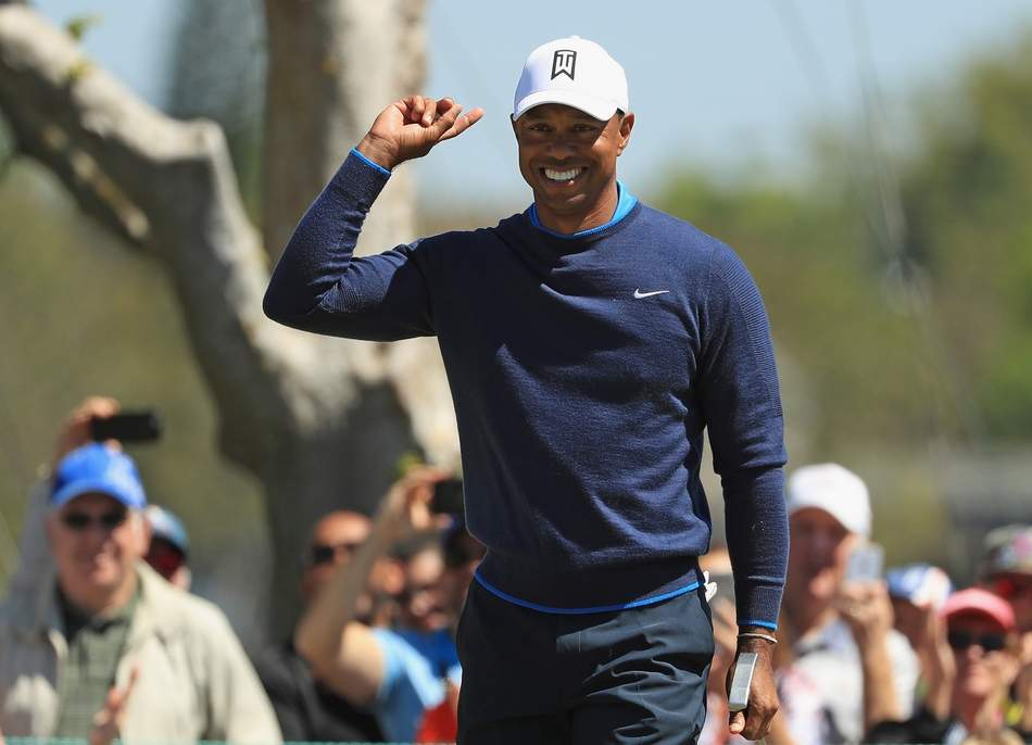 After Another Impressive Weekend, Oddsmakers Ready for Tiger Woods to Master a Major