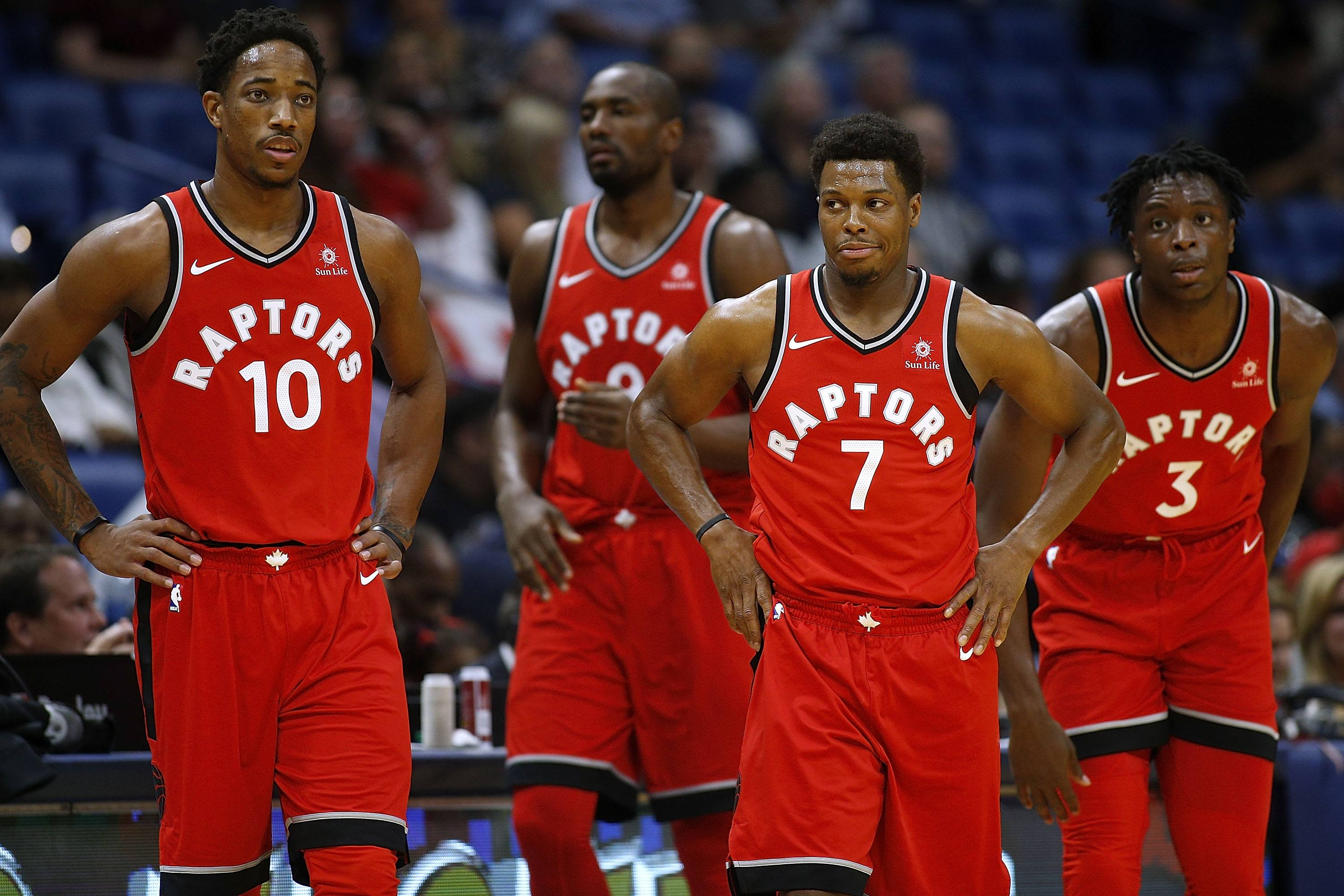 Don't Ignore Toronto Raptors as They Roar Into Postseason ...