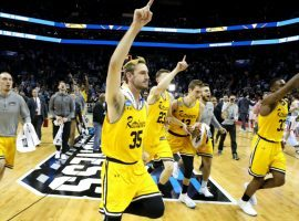 The UMBC Retrievers pulled off the largest upset in NCAA Tournament history when they knocked off Virginia, the tournament's top seed. (Image: Getty)