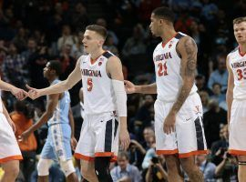 The Virginia Cavaliers are the No. 1 seed in the South Region, and are a strong favorite to reach the Final Four this year. (Image: Nicole Sweet/USA Today Sports)