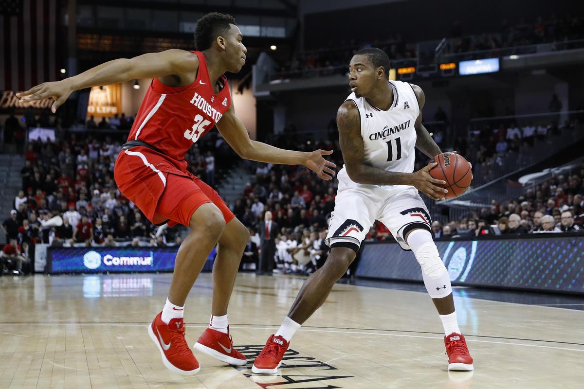 Cincinnati basketball