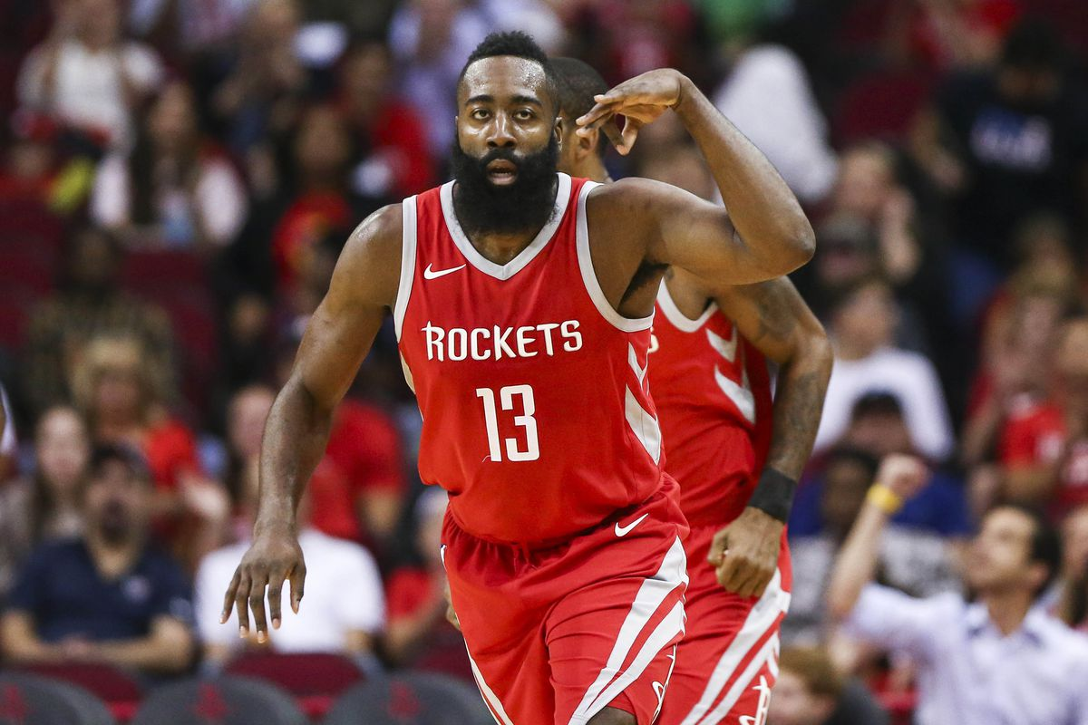 Houston's James Harden Makes Case to Be NBA's Second Unanimous Selection for MVP