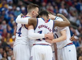 Kansas will have to have one of their best games of the year if they expect to upset Villanova on Saturday. (Image: USA Today Sports)