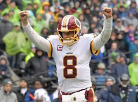 The places free agent quarterback Kirk Cousins could end up at are down to four with the Minnesota Vikings the favorite.  (Image: USA Today Sports)