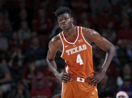 Freshman Texas center Mohamed Bamba decided one year of school was enough and declared his intentions to turn professional. (Image: Getty)