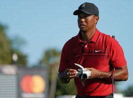 Tiger Woods came within one stroke of forcing a playoff at the Valspar Championship on Sunday. (Image: USA Today Sports)